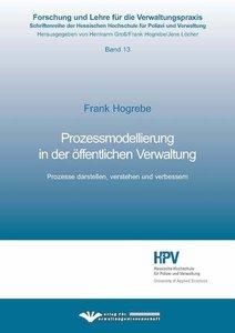 Prozessmodellierung in der öffentlichen Verwaltung