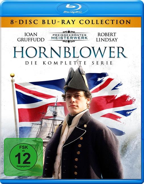 Hornblower - Die komplette Serie - zum Schließen ins Bild klicken