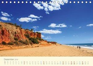 Algarve - Portugals goldene Küste (Tischkalender 2019 DIN A5 que