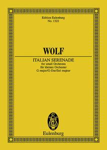 Italienische Serenade G-Dur