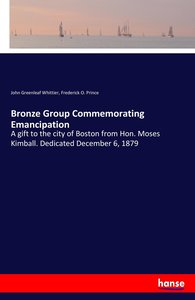 Bronze Group Commemorating Emancipation