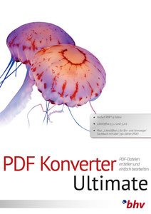 PDF Konverter Ultimate, 1 DVD-ROM