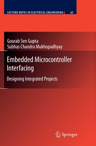 Embedded Microcontroller Interfacing