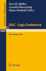 ISILC - Logic Conference