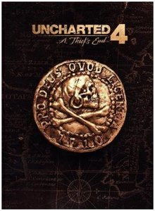 Uncharted 4, A Thief\'s End, Collector\'s Edition Guide - Das of