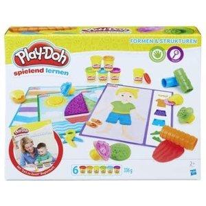 Play-Doh Erste Muster & Strukturen