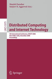 Distributed Computing and Internet Technology