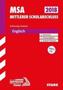 Mittlerer Schulabschluss Schleswig-Holstein 2018 - Englisch