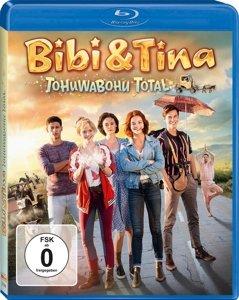 Bibi & Tina - Tohuwabohu total, 1 Blu-ray