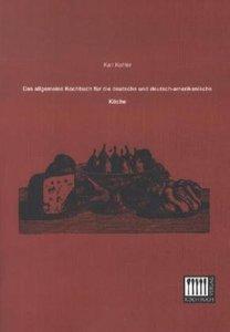 Das allgemeine Kochbuch für die deutsche und deutsch-amerikanisc
