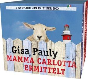 Neue Fälle für Mamma Carlotta, 24 Audio-CDs