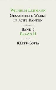 Gesammelte Werke in acht Bänden / Essays II