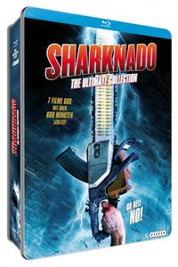 Sharknado-Ultimate Collection Metallbox (6 BDS)