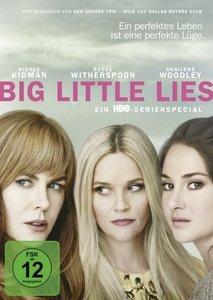 Big Little Lies, 1 DVD