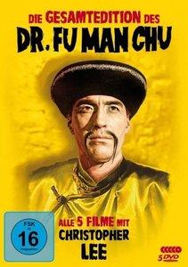 Dr. Fu Man Chu - Gesamtedition, 5 DVD