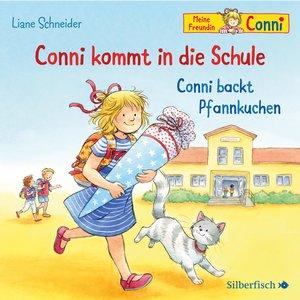 Conni kommt in die Schule / Conni backt Pfannkuchen (Meine Freun