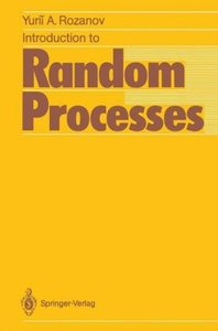Introduction to Random Processes