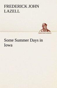 Some Summer Days in Iowa