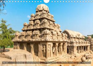 Indien - Mahabalipuram (Wandkalender 2020 DIN A4 quer)