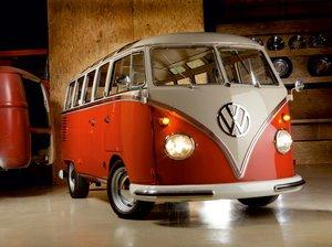 Samba Bus 1963 2000 Teile Puzzle quer