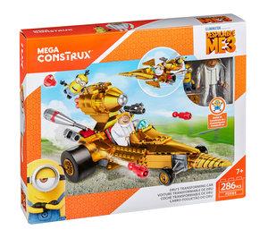 Mattel Mega Construx Ich 3 Dru\'s Transforming