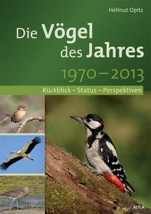 Die Vögel des Jahres 1970-2013
