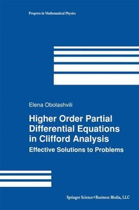 Higher Order Partial Differential Equations in Clifford Analysis