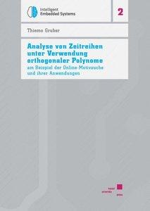 Analyse von Zeitreihen unter Verwendung orthogonaler Polynome am
