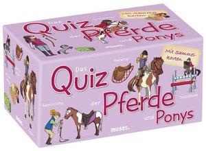 Das Quiz der Pferde und Ponys