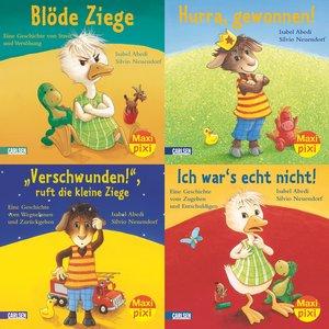 Maxi-Pixi Serie 5: Isabel-Abedi-Wende-Bilderbücher. 20 Exemplare