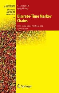 Discrete-Time Markov Chains