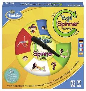 Ravensburger 76329 - ThinkFun®, Yoga Spinner, Geschicklichkeitss