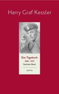 Das Tagebuch sechster Band 1916 - 1918