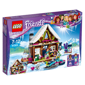 LEGO® Friends 41323 - Chalet im Wintersportort