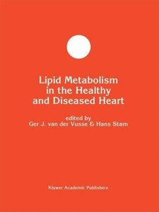 Lipid Metabolism in the Healthy and Disease Heart
