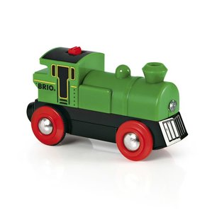 BRIO 33222 - Speedy Green, Batterielok