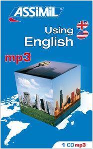 Using English, 1 MP3-CD