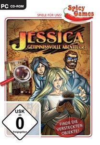 Jessica Geheimnisvolle Abenteuer/CD-ROM