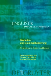 Wortarten und Grammatikalisierung
