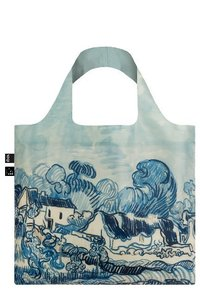 LOQI Bag Van Gogh - Old Vineyard And Landscape