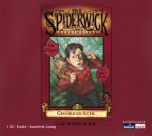 Die Spiderwick Geheimnisse 02. Gefährliche Suche. CD