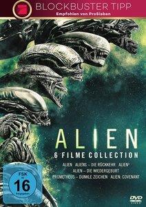Alien 1-6