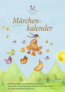 Märchenkalender A4. Ewiger Kalender