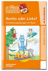 miniLÜK - Rechts - Links - Training