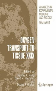 Oxygen Transport to Tissue XXIX