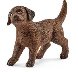 Schleich 13835 - Labrador Retriever Welpe Figur