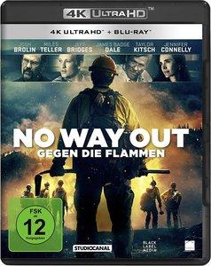 No Way Out - Gegen die Flammen