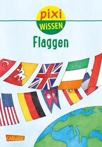 Pixi Wissen 103: VE 5 Flaggen