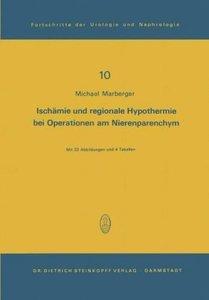 Ischämie und regionale Hypothermie bei Operationen am Nierenpare