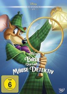 Basil, der grosse Mäuse Detektiv